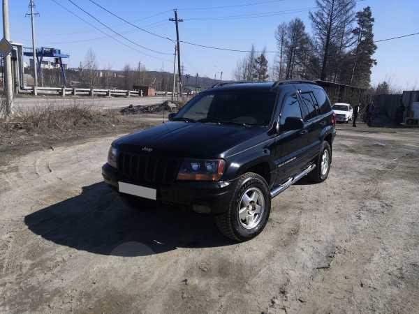 Jeep Grand Cherokee, 1999 год, 345 000 руб.
