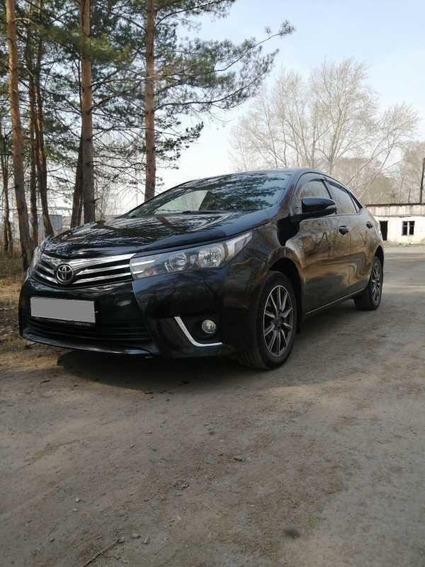 Toyota Corolla, 2013 год, 777 000 руб.