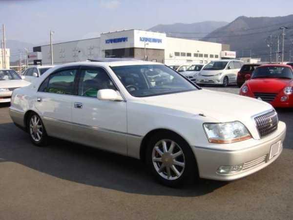 Toyota Crown Majesta, 2003 год, 227 000 руб.