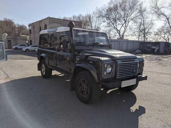 Land Rover Defender, 2008 год, 810 000 руб.