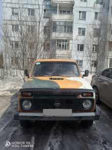 Нерюнгри 4x4 2121 Нива 1984