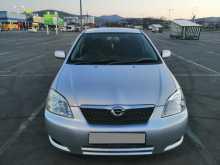 Новороссийск Corolla Runx 2004
