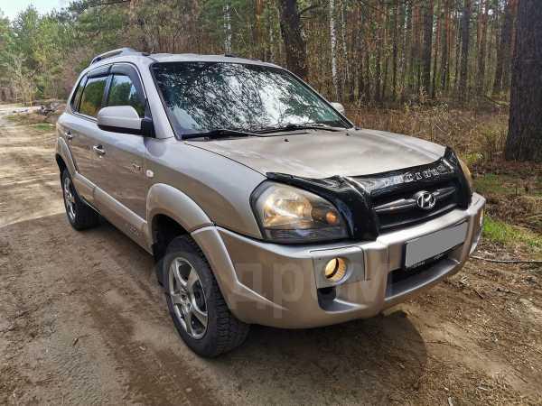 Hyundai Tucson, 2005 год, 375 000 руб.