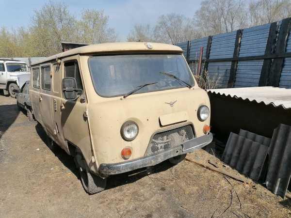 УАЗ Буханка, 1998 год, 60 000 руб.