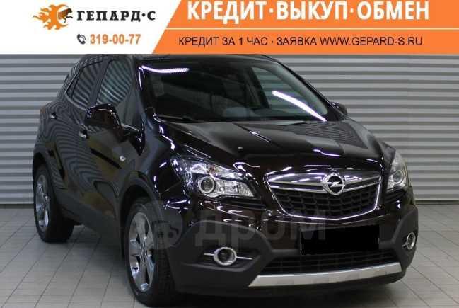 Opel Mokka, 2013 год, 715 000 руб.