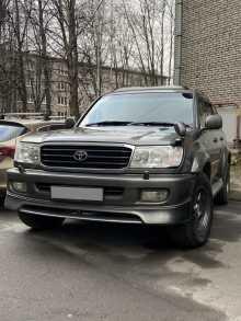 Санкт-Петербург Land Cruiser 2001