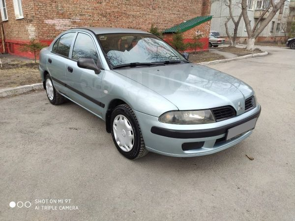 Mitsubishi Carisma, 2003 год, 195 000 руб.