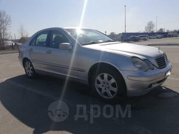 Mercedes-Benz C-Class, 2001 год, 250 000 руб.