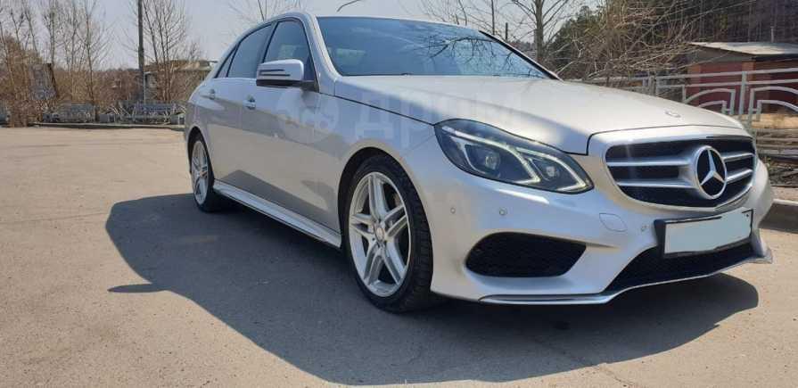 Mercedes-Benz E-Class, 2013 год, 1 330 000 руб.