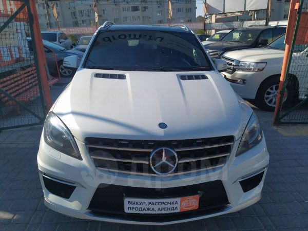 Mercedes-Benz M-Class, 2014 год, 2 950 000 руб.