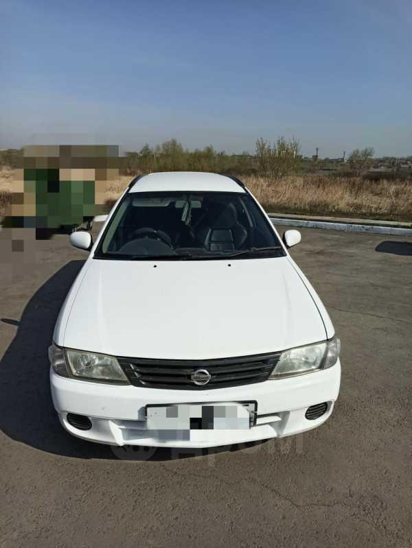Nissan Wingroad, 1999 год, 185 000 руб.