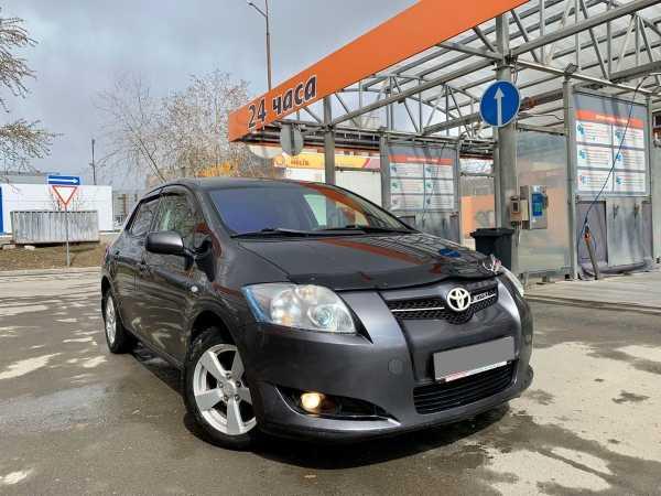 Toyota Auris, 2007 год, 343 000 руб.