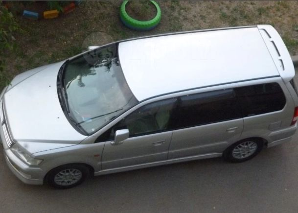 Mitsubishi Chariot, 2000 год, 270 000 руб.