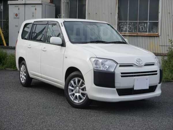 Toyota Succeed, 2019 год, 430 000 руб.
