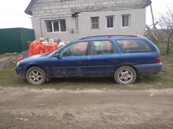 Ford Mondeo, 2000 год, 60 000 руб.