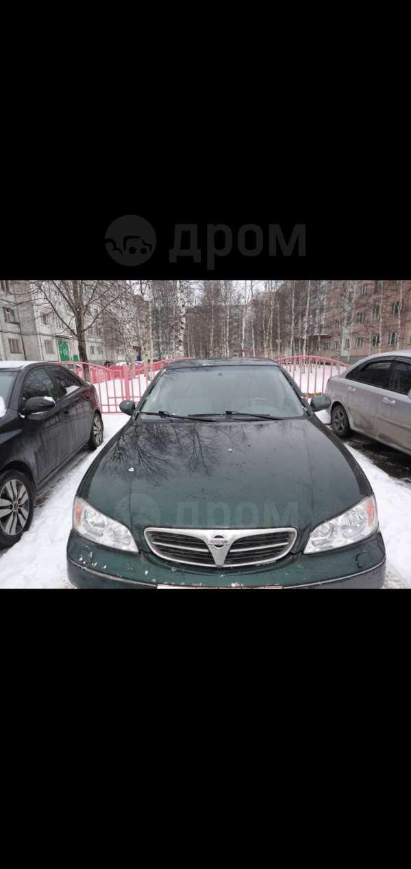 Nissan Maxima, 2001 год, 210 000 руб.