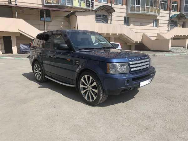 Land Rover Range Rover Sport, 2006 год, 830 000 руб.