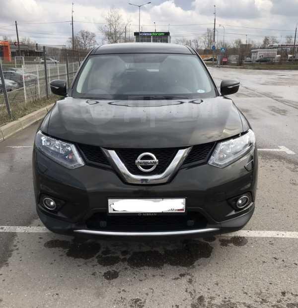 Nissan X-Trail, 2016 год, 1 290 000 руб.