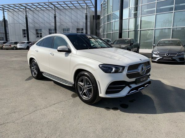 Mercedes-Benz GLE Coupe, 2020 год, 8 224 000 руб.