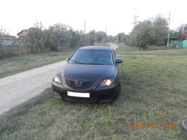 Mazda Mazda3, 2008 год, 250 000 руб.