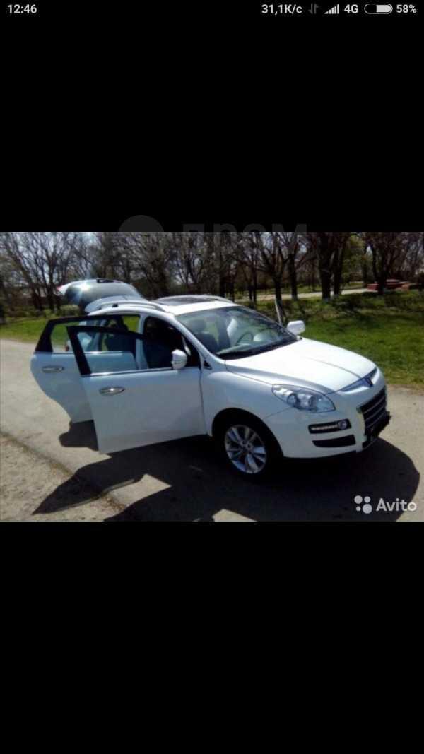 Luxgen 7 SUV, 2015 год, 700 000 руб.