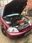 Honda Civic, 1997 год, 170 000 руб.