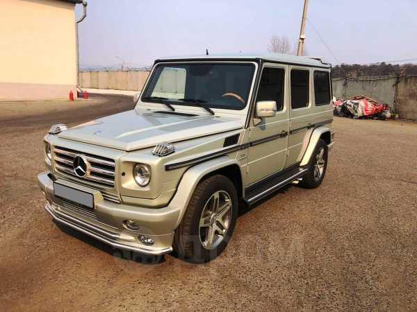 Mercedes-Benz G-Class, 2008 год, 3 450 000 руб.