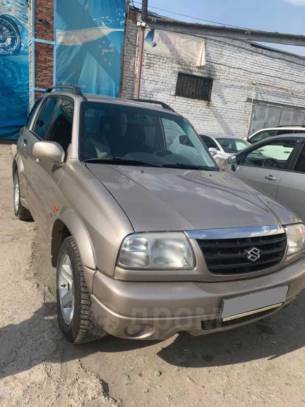 Suzuki Grand Vitara, 2004 год, 465 000 руб.
