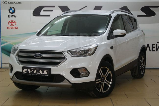 Ford Kuga, 2017 год, 1 210 000 руб.