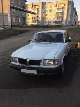 Берёзовский 3110 Волга 1998