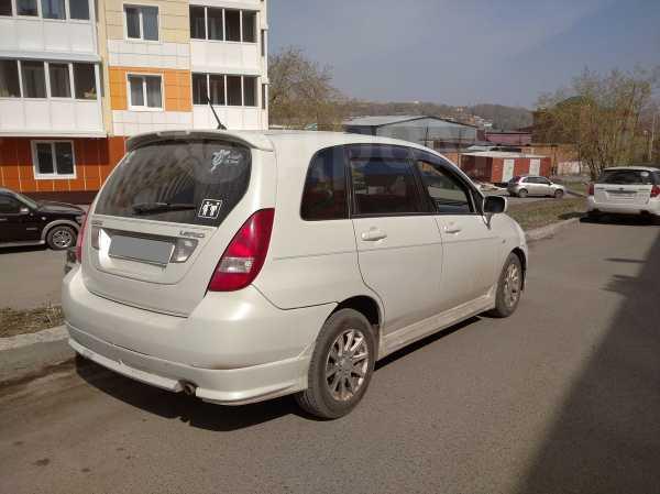 Suzuki Aerio, 2003 год, 210 000 руб.