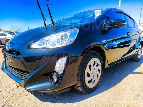 Toyota Aqua, 2015 год, 658 000 руб.