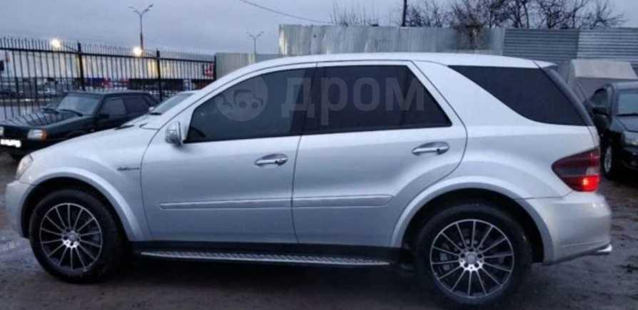 Mercedes-Benz M-Class, 2007 год, 815 000 руб.