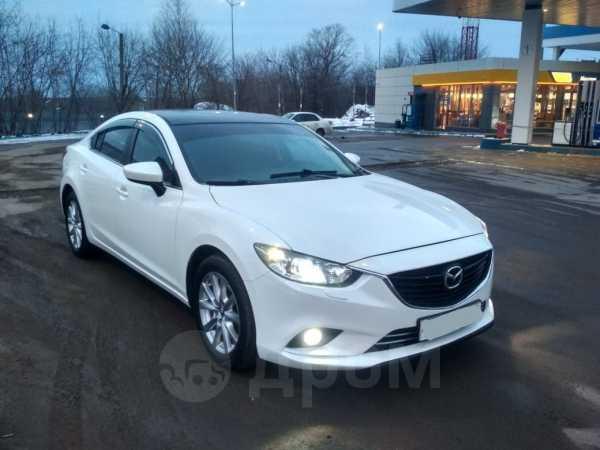 Mazda Mazda6, 2014 год, 799 000 руб.