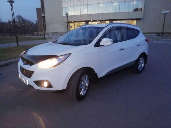 Hyundai ix35, 2012 год, 810 000 руб.