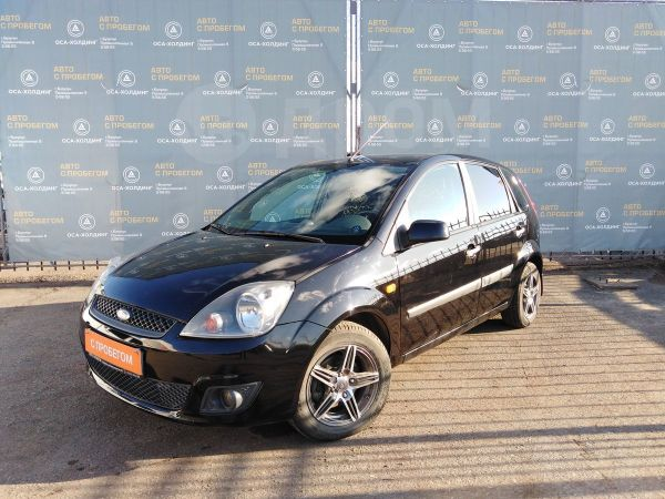 Ford Fiesta, 2007 год, 227 000 руб.