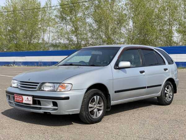 Nissan Pulsar, 1998 год, 218 000 руб.
