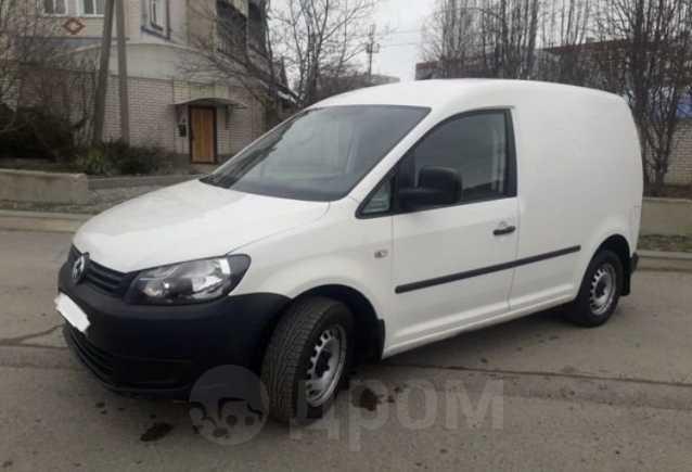 Volkswagen Caddy, 2014 год, 390 000 руб.