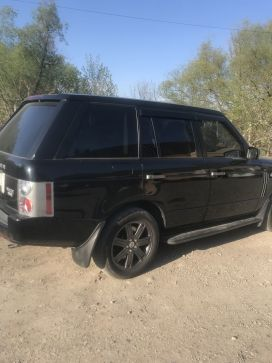 Симферополь Range Rover 2009