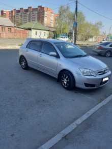 Омск Corolla Runx 2005