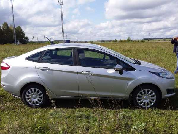 Ford Fiesta, 2017 год, 570 000 руб.