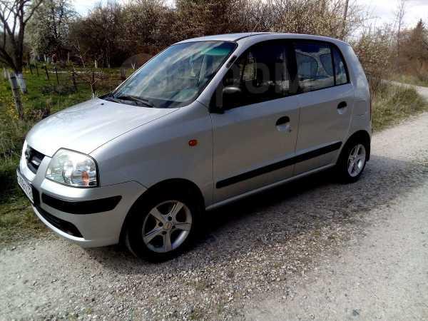 Hyundai Atos, 2005 год, 185 000 руб.