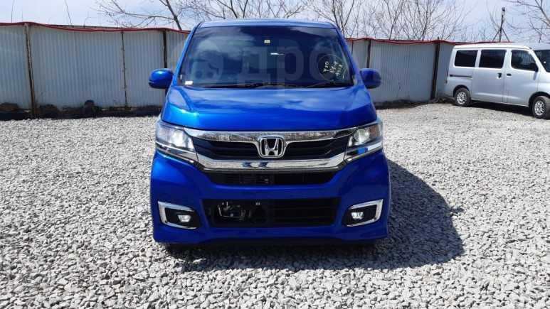 Honda N-WGN, 2017 год, 615 000 руб.