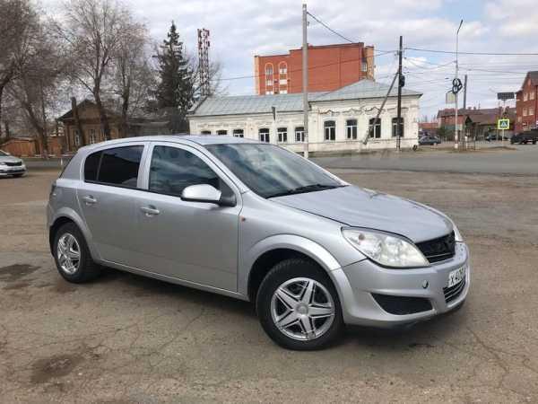Opel Astra, 2011 год, 279 000 руб.