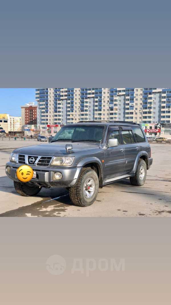 Nissan Safari, 2003 год, 1 200 000 руб.