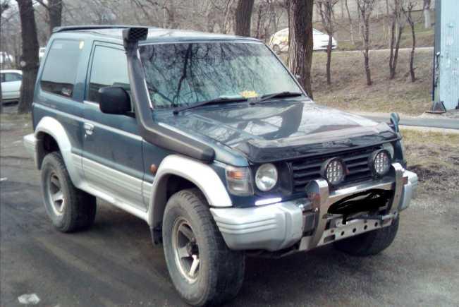 Mitsubishi Pajero, 1993 год, 380 000 руб.