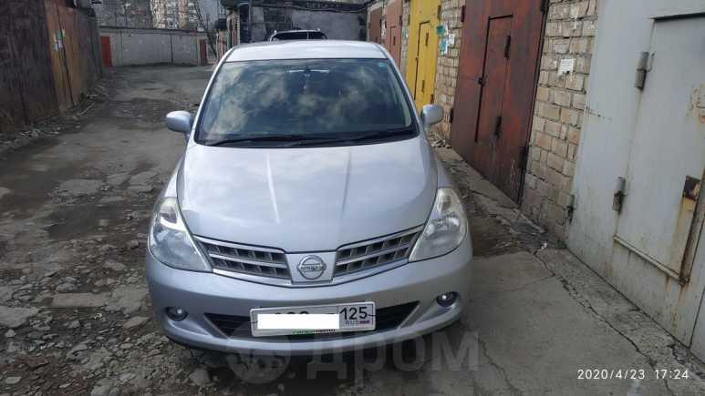 Nissan Tiida Latio, 2009 год, 355 000 руб.