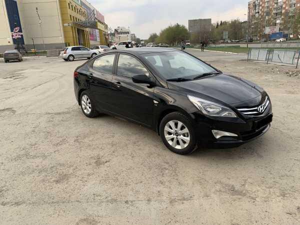 Hyundai Solaris, 2016 год, 460 000 руб.