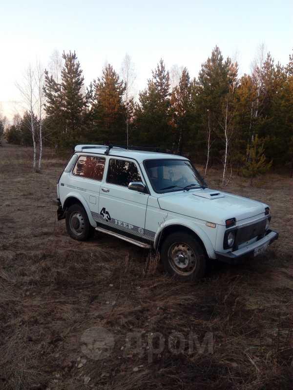 Лада 4x4 2121 Нива, 2001 год, 115 000 руб.