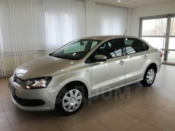 Volkswagen Polo, 2015 год, 439 000 руб.